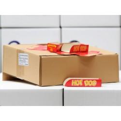 Cajetillas hotdog